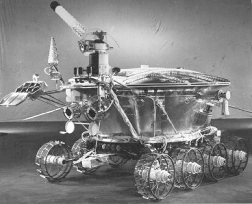Found: 1970s Soviet Moon Rover, Lunokhod 1