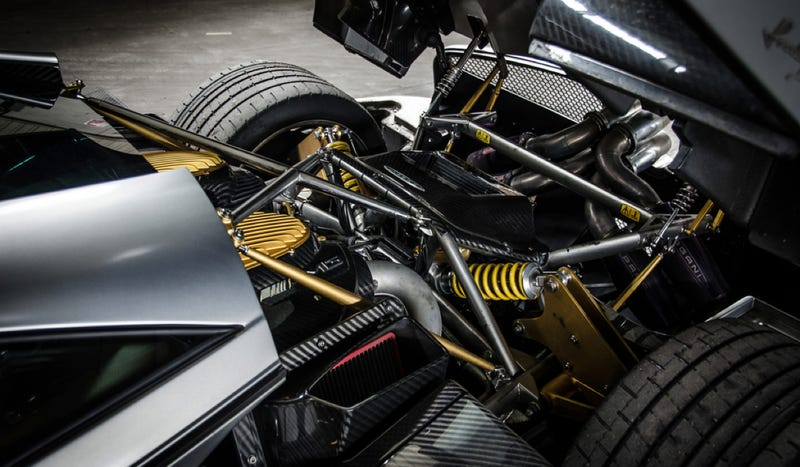 Pagani Admits They Used Two Sets Of Tires For Top Gear Test