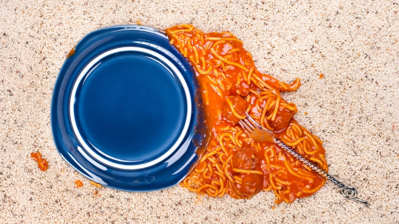 The Five Second Rule Will Make You Sick