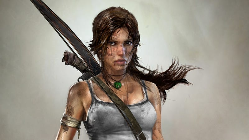 The Perilous Process Of Reinventing Lara Croft