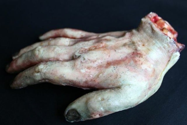 The most delicious severed hands and feet you'll ever eat