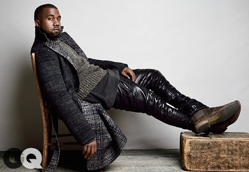 The Best Lines From the Kanye West GQ Cover Story