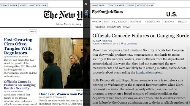 Intab Opens Links Side-by-Side with Your Current Page