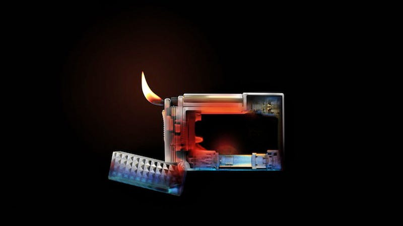 X-Rays Of Super Luxury Products Reveal The Tech Behind The Glitz