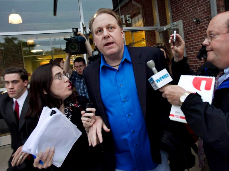 Curt Schilling Blames Government For Pointing Out That 38 Studios Was Broke