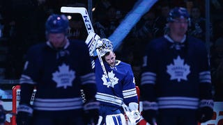 God Help Me, I <em>Do</em> Care About The Maple Leafs' Stupid Salute Controversy