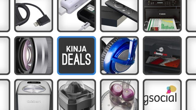 The Best Deals for August 21, 2014