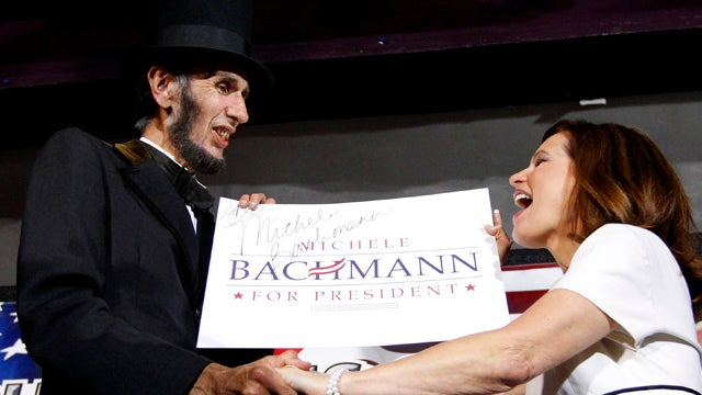 Michele Bachmann Caught Lying About Family Reunion