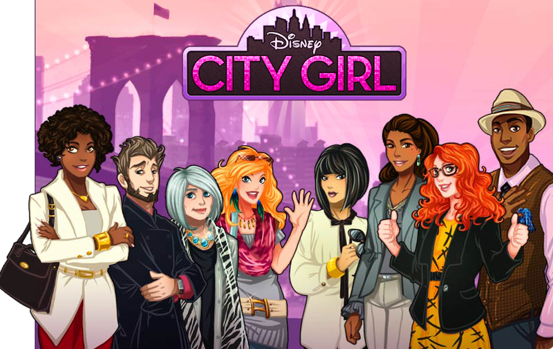 New Disney Game Teaches Girls How to Social Climb and Shop