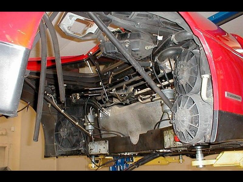 Ferrari 348 TS: Supercar Teardown