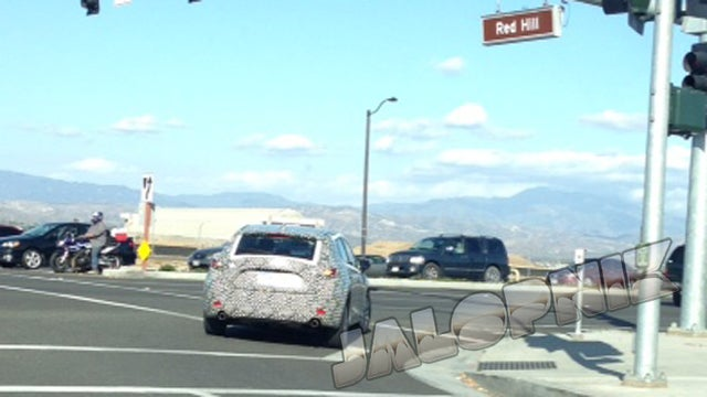 Is This The 2014 Mazda3?