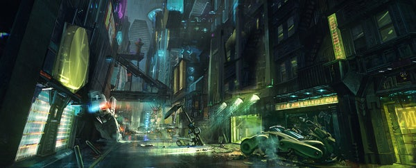 Go Behind The Scenes Of Cyberpunk's Stunning Debut Trailer