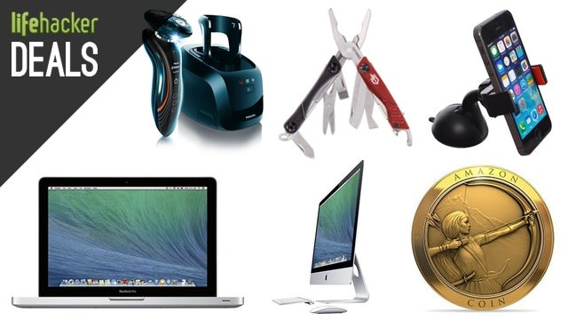 Even More Free Android Credit, Apple Gear Galore, Surface Pro Preorder