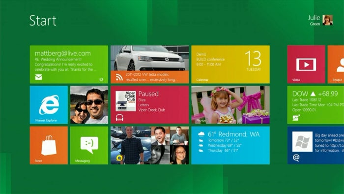 Download the Windows 8 Developer Preview Now