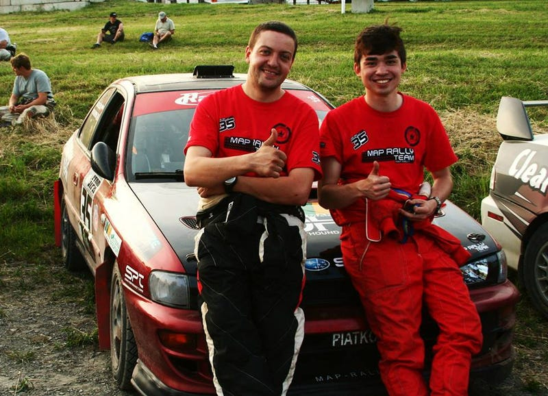 Why Co-Driving is One of the Best Gigs in Motorsports