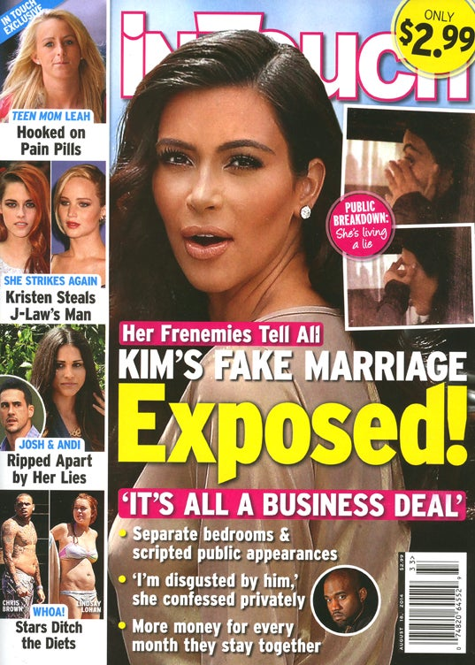 This Week in Tabloids: Gwyneth's Sexing a Married Producer from Glee