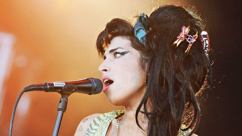 Police Sent Winehouse's Death Report to Wrong Address