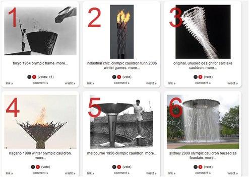 10 Unique Olympic Flame Cauldron Designs