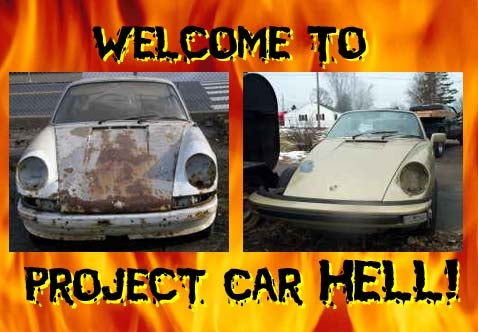 Project Car Hell, Dial 911 For Hell Edition: '71 or '76?