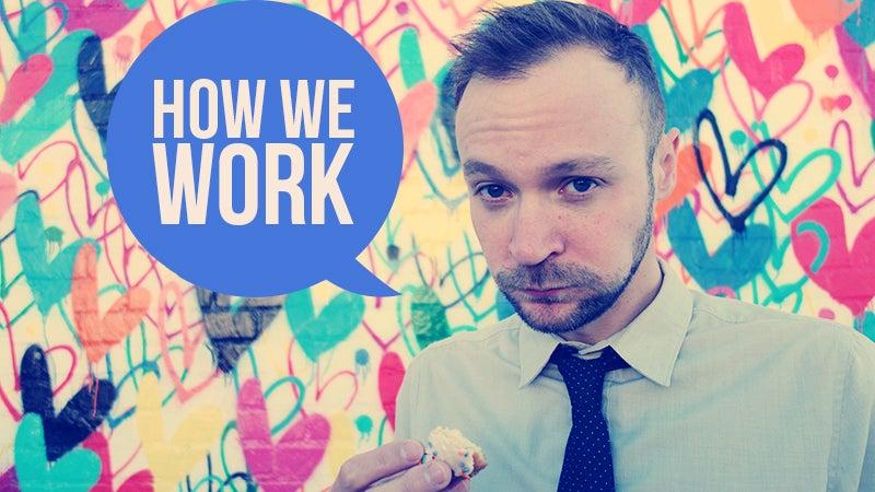 How We Work, 2016: Thorin Klosowski's Gear and Productivity Tips