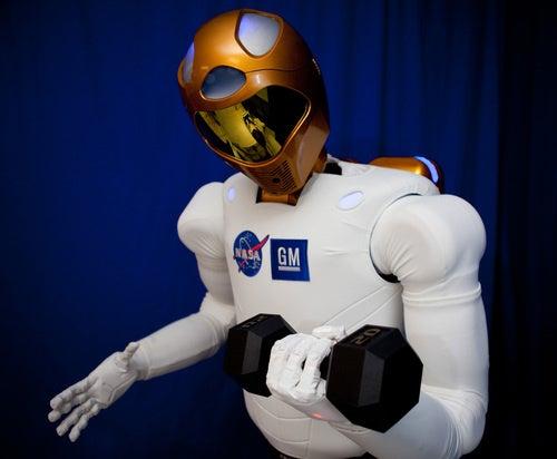 GM R2: Robot Photos