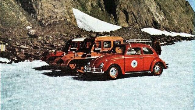 Antarctica 1 Volkswagen Gallery