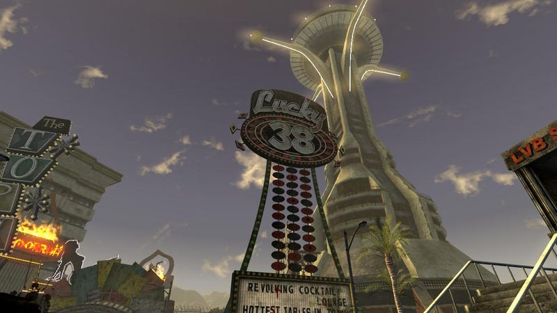 Want To Know What It's Like To Be Mr. House? This New Vegas Mod Will Help.