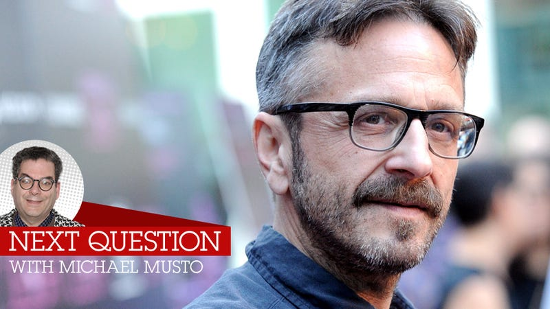 Marc Maron on Suicide and Getting Chewed out by Louis C.K.