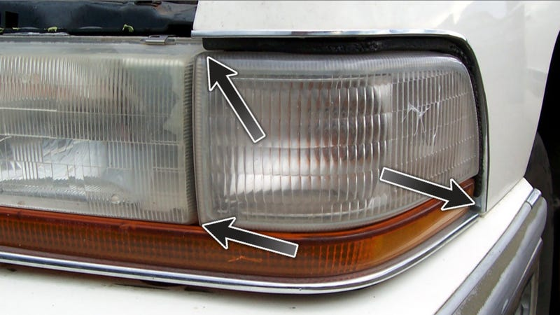 How To Keep Your Car's Lights Shining So You Don't Get A Ticket