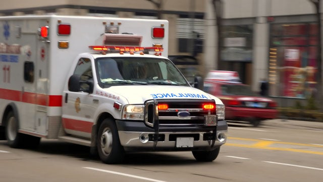 World's Worst Paramedic Sexually Assaults Woman While Heading to Hospital