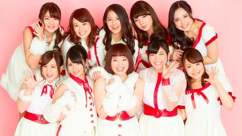 Japan's Plus-Sized Girl Band Chubbiness Is Not Actually Chubby