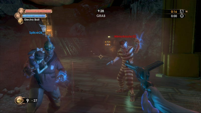 BioShock 2's DLC is on the Disc to Keep Us All Together