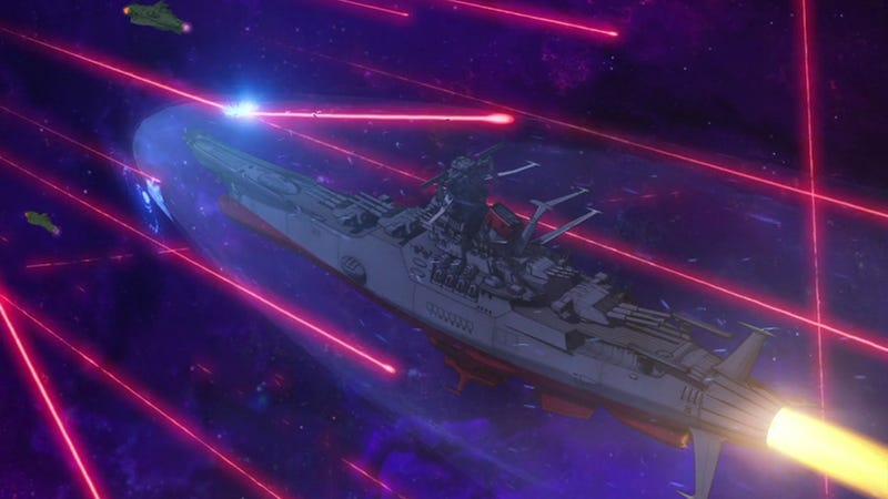 If You Like Space Operas, You'll Love Yamato 2199