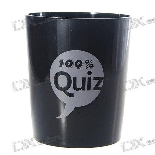 Everybody Fails the 100% Quiz
