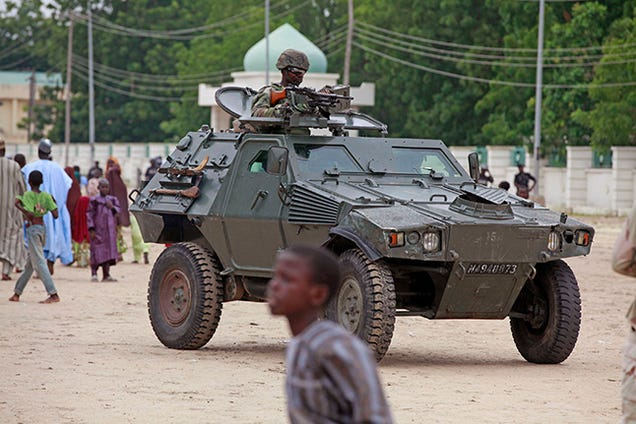 Boko Haram Repelled in Week's Second Assault on Major Nigerian City
