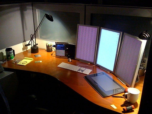 Vertical Cinemas: Portrait Orient Your Monitors for Maximum Vertical Space