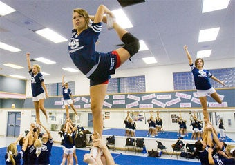 Does The World Need Cheerleaders?