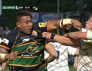 Rugby Player Congratulates Opponent Who Punched Him Out