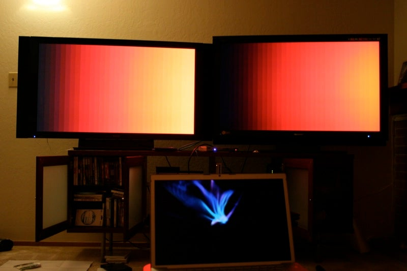 Our HDTV Cage Match Between Sharp's Aquos LCD and Pioneer's Elite Plasma