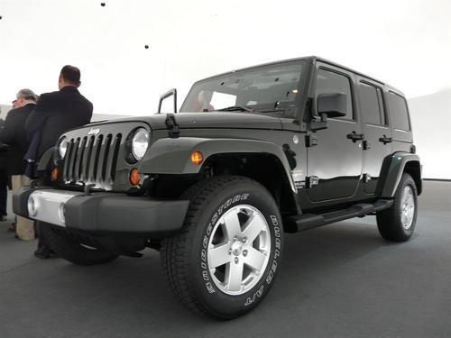 2011 Jeep Wrangler Live