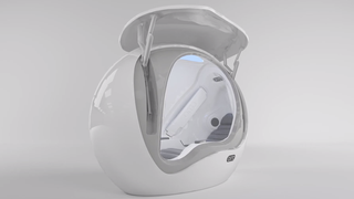 Step Inside Your Isolation Pod, Worker Drone, and Be Free