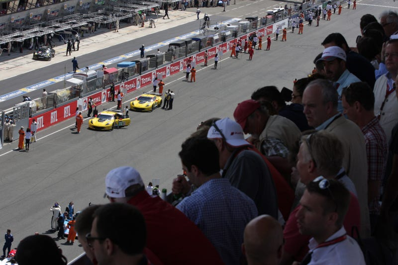 America Had The Most Badass Car At The 24 Hours Of Le Mans