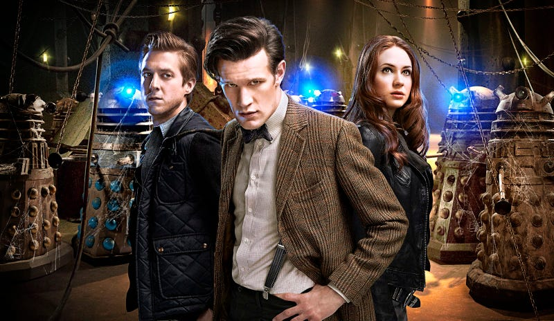 This Week's TV: Summer Glau is a super-mutant again. And Doctor Who returns!