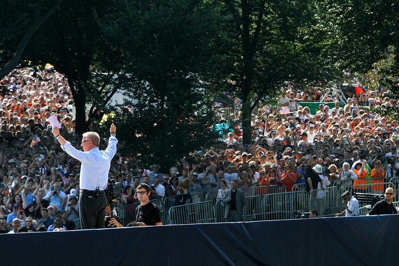 Glenn Beck's Rally - Gallery