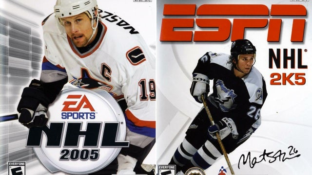 Ten Disasters Under the Covers of Sports Video Games