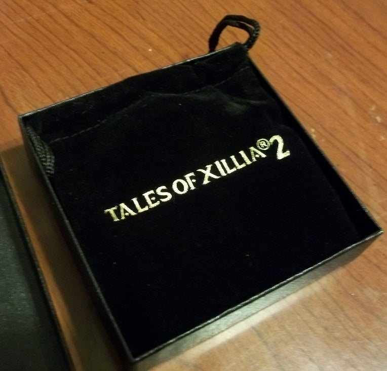 TALES OF XILLIA 2 COLLECTORS EDITION (Dem pictures)