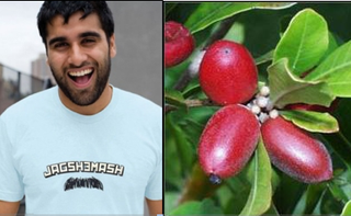 Why Is Radar's Neel Shah Selling Berries?
