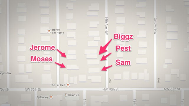 Use Skitch and Maps to Remember Your Neighbor's Names