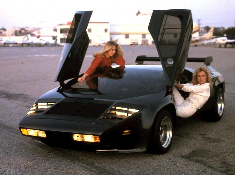 These Are The Best/Worst Car Press Shots Ever