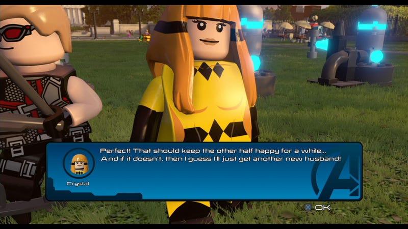 LEGO Marvel's Avengers: The Kotaku Review